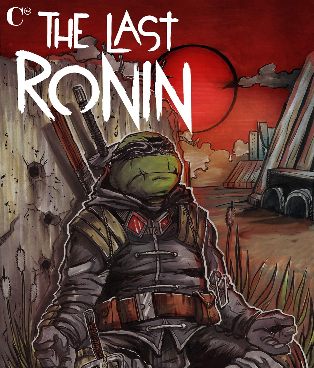 The Last Ronin Issue 2